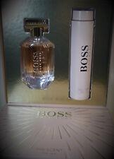 Boss Hugo The Scent For Her Set 100 ml EDP incl. 200 ml Bodylotion