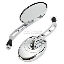 Chrome Rearview Mirrors For Suzuki Boulevard M109R M50 M90 C109R C50 C90 S 40 50