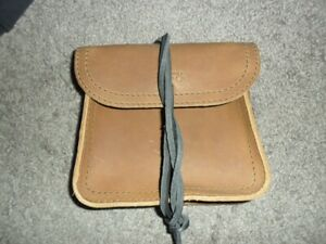 Lightly Used - Saddleback Leather - Cable Bag in Tobacco