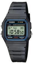Casio Collection Unisex-Armbanduhr F91W1YER