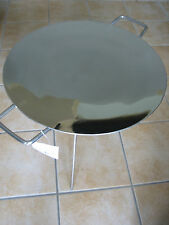 Edelstahl Grillplatte,Grillschale,Grillpfanne,Grill,Grillen,55 cm,3mm,NEU