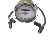 Royal Enfield Speedometer White Face 0-160 Km