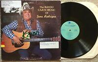 RARE Bayou Cajun Music of Gene Rodrigue Vinyl LP Swallow Records Private Press