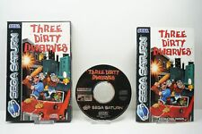 Three Dirty Dwarves - Sega Saturn - used offers welcome