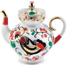 Brewing Teapot Imperial Lomonosov Porcelain Tea Pot Made St Petersburg Russia