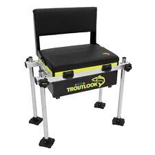Troutlook Forellensee Seat Station Sitzkiepe Forellen Angeln Sitzbox