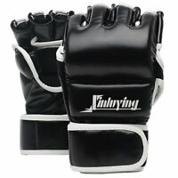 Impact MMA Gloves Martial Arts Grappling Sparring Punch UFC Combat Fighting