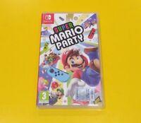 Super Mario Party GIOCO NINTENDO SWITCH VERSIONE ITALIANA