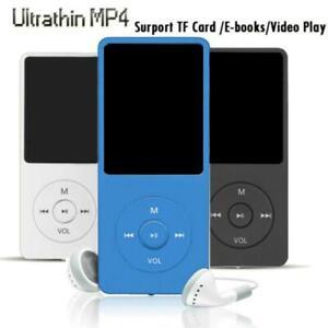 Mini MP3 Music Player MP4 Media FM Radio Hi-Fi Lossless Sound HOT!!!