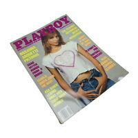 Playboy Magazine September1990 Rosanna Arquette Nude Pictorial John Updike