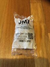 "JMA Wireless DIN Male Connector for 1/4"" Superflex Cable UXP-DM-14S"