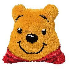 Vervaco Cuscino a forma di Winnie The Poohkit Multicolore