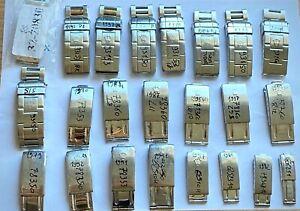 Rolex Chiusura Clasp Deployante 32-93150 78360 93153 78350 78358 6251 Originale