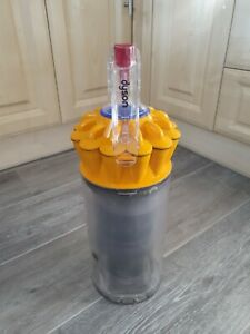 Dyson GENUINE DC40 Yellow Used Bin and Cyclone Assembly Canister