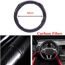 Car Steering Wheel Cover Universal Comfortable Anti-slip Sleeve Protector 38cm