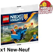 Lego - Polybag Nexo Knights Robin's Mini Fortrex forteresse chateau 30372 NEUF
