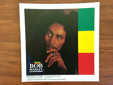 BOB MARLEY - LEGEND - STICKER/DECAL - BRAND NEW VINTAGE - MUSIC 063
