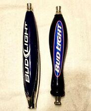 Budweiser Bud Light Tap Handles  2 Two