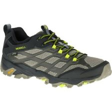 Merrell Moab FST GTX Gore-tex Olive Black Men Outdoors Shoes Trainers J37601 UK 8