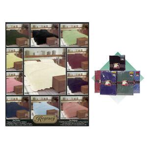Regency Royal Dark Quilt Cover Set-7108