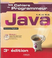 Java 1.4 et 5.0 (1Cédérom) PUYBARET ( Emmanuel)