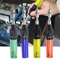 Soldering Iron Kit Welding Adjustable Multi-functional Gas Temperature Tool Set