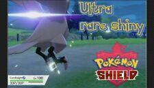 "GMax ""SQUARE"" Ultra Shiny Corviknight + Master Ball 6IVs Pokemon Sword & Shield"