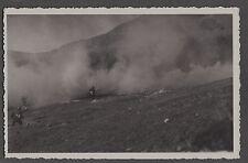 VINTAGE RPPC WAR MILITARY WW11 WW2 GERMAN SOLDIERS STICK BOMB FOR WIRE POSTCARD