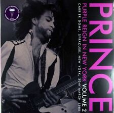 Prince - Purple Reign New York 1985 Vol.2 COLOURED Vinyl LP IN STOCK NEW/SEALED