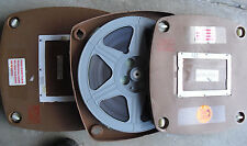 Vintage 16mm Movie Film Set in Plastic Boxes - Who Cares About Love I and II