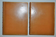 POEMS BY VIOLET FANE 2 VOLUMES *1 OF 365 HANDMADE*FIRST EDITION*