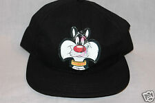 NEW WITH TAG SYLVESTER TWEETY 1996 WARNER BROTHERS SNAPBACK CAP VINTAGE