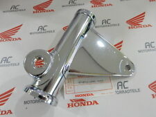 Honda CB 500 T Lampenhalter Chrom rechts neu Original NOS right cover front fork