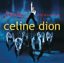 CELINE DION : NEW DAY: LIVE IN LAS VEGAS (CD) sealed