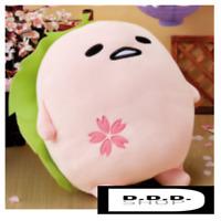 furyu GUDETAMA Mochi tto fluffy! Sakura - mochi style BIG stuffed plush japan