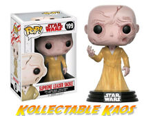 Star Wars Episode VIII: The Last Jedi - Supreme Leader Snoke Pop! Vinyl Figure