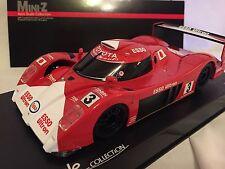 KYOSHO-Z AUTOSCALE MINI, TOYOTA LM GT-ONE TS020 No.3 (W-LM) * MR03 solo * MZP334L3