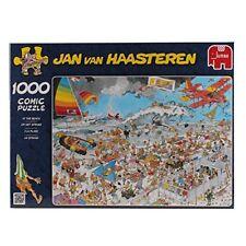 Puzzles 1000 p. JAN VAN HAASTEREN. Solo un uso