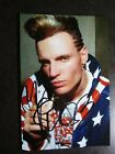 VANILLA ICE Hand Signed Autograph 4X6 PHOTO - FAMOUS RAPPER - ICE ICE BABY