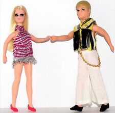 Rare Topper Dawn Doll HTF Dance Party Kevin & Fancy Feet Outfits, Shoes! Lot B5
