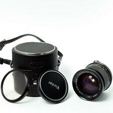 Vivitar 28mm F2.5 Case Cap Filter Nikon F Perfect Condition