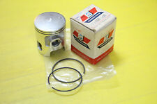 Yamaha DT125 Piston + Ring Size OS0.50 NEW