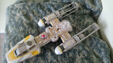 Star Wars Y Wing Fighter Toy