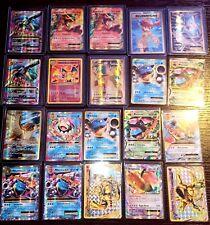 Pokemon Evoluzioni - 15 carte Ex/Holo/Rare/Comuni  & 2 Sleeve