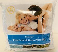 LINENSPA Premium Mattress Protector - King Size