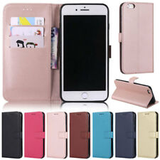 Case For iPhone 11 Pro SE2 6 7 8 Plus XR XS Book Wallet Leather Flip Stand Cover