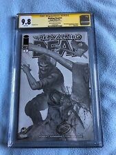 Walking Dead #1 Wizard World Cleveland Sketch Ed (Image) CGC SS Greg Horn 9.8