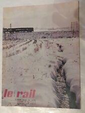 Le rail SNCB – n°126 février 1967