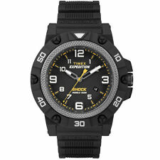 Timex TW4B01000, Men's Expedition Watch, Shock Resistant, Indiglo, TW4B010009J
