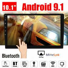 "10"" Android 9.1 Car GPS Navigation Stereo Radio Headunit In Dash Quad Core"